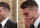 Mladoženja nije mogao suzdržati emocije, a onda je kamera pokazala mladu